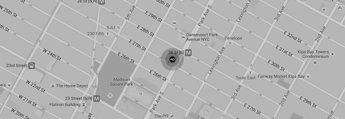 NYC Location Map